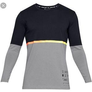 Under Armour Steph Curry SC30 Long Sleeve Shirt